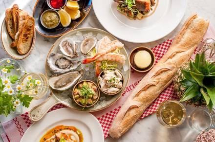 Café Robey best italian restaurant in chicago;