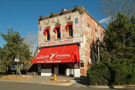 Buckhorn Exchange Best Steakhouse;