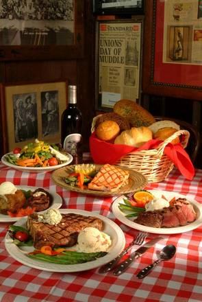 Buckhorn Exchange USDA Best Steaks;
