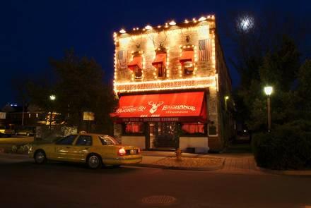 Buckhorn Exchange prime steakhouse;