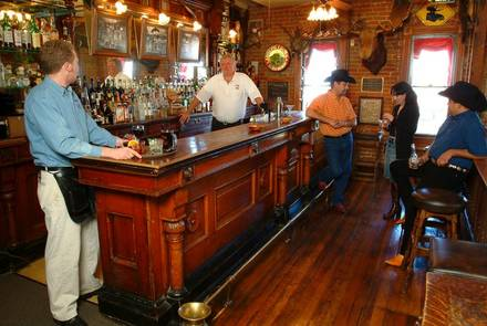 Buckhorn Exchange Top 10 Steakhouse;