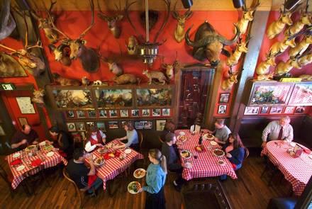 Buckhorn Exchange Best Steak Restaurant;