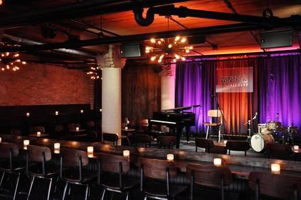 Winter's Jazz Club best german restaurants in chicago;