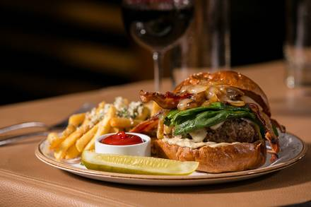 Primehouse prime steakhouse;
