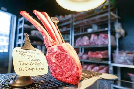 Doris Metropolitan Top 10 Steakhouse;