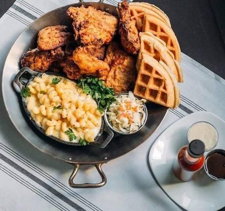 Fremont best comfort food chicago;