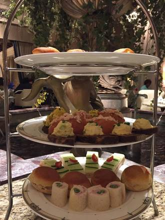 The Palm Court best french bistro chicago;