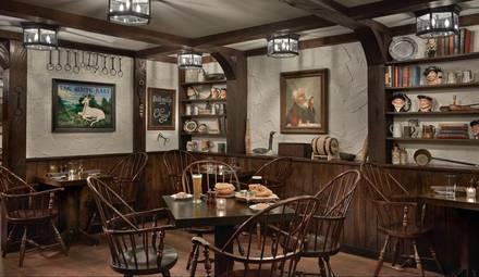 Deer Path Inn best french bistro chicago;