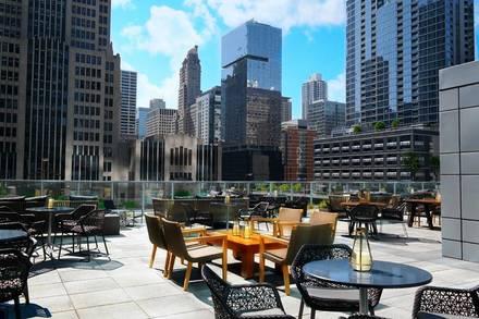 Streeterville Social  best comfort food chicago;