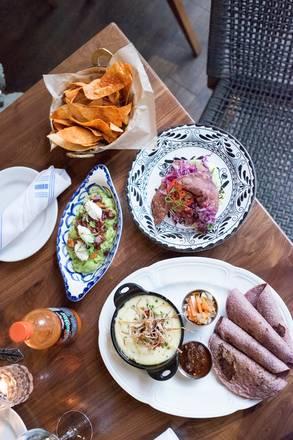Barrio best comfort food chicago;