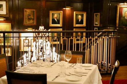 RARE Steak and Seafood Top 10 Steakhouse;