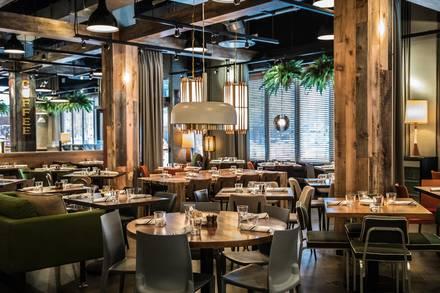 Beatrix Fulton Market best italian restaurant in chicago;