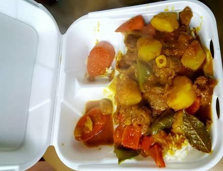 Badou Senegalese Cuisine best fried chicken in chicago;