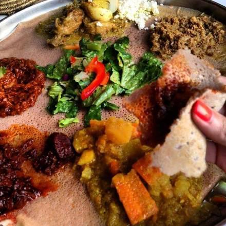 Demera Ethiopian Restaurant best german restaurants in chicago;
