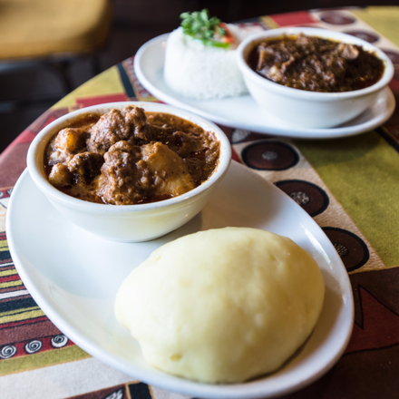 Yassa African Restaurant best german restaurants in chicago;