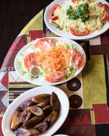 Yassa African Restaurant best french bistro chicago;