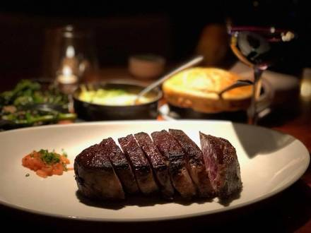 STK Chicago USDA Prime Steaks;