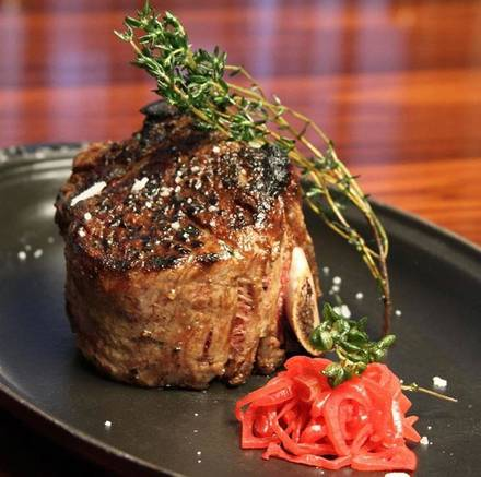 STK Chicago Great Steakhouses;