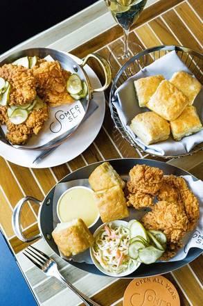 Somerset best chicago rooftop restaurants;