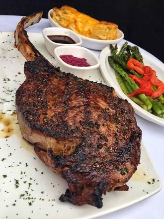 Fleming's Prime Steakhouse & Wine Bar Brickell Ave. USDA Prime Steaks;