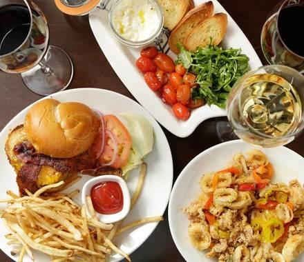 Fleming's Prime Steakhouse & Wine Bar Brickell Ave. Best Steakhouse;