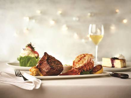 Fleming's Prime Steakhouse & Wine Bar Brickell Ave. Top 10 Steakhouse;