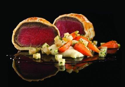 Gordon Ramsay Steak at Harrah's Resort Top 10 Steakhouse;