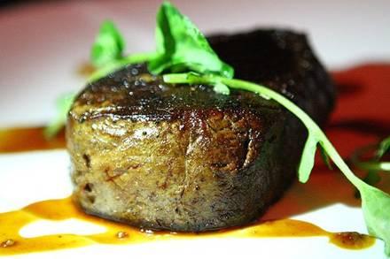Gordon Ramsay Steak at Harrah's Resort Best Steakhouse;
