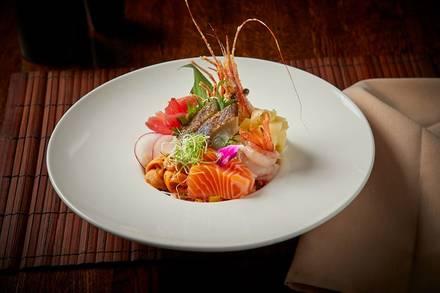 Kamehachi of Tokyo - Wells Street best chicago rooftop restaurants;