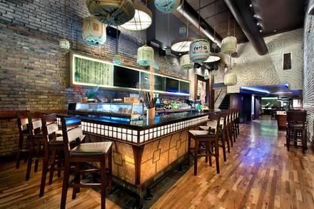 Kamehachi of Tokyo - Wells Street best french bistro chicago;