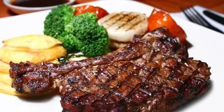 Morton's The Steakhouse USDA Prime Steaks;
