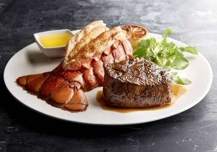 Morton's The Steakhouse USA's BEST STEAK RESTAURANTS 2020;