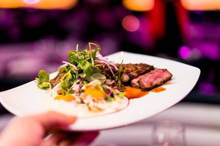 STK San Diego prime steakhouse;