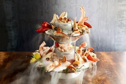 Mastro's Ocean Club Top 10 Steakhouse;