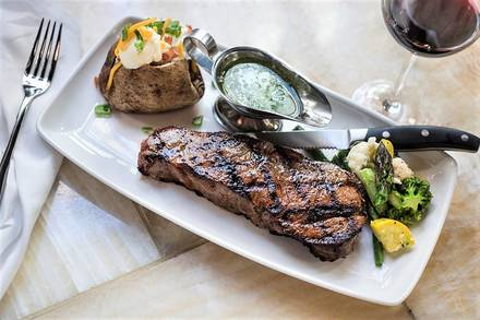 Zane + Wylie's Seattle Steakhouse USA's BEST STEAK RESTAURANTS 2020;