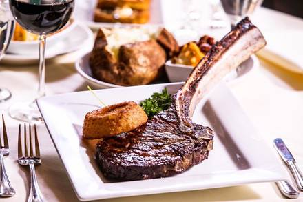 Chicago Chop House Best Steak Houses;