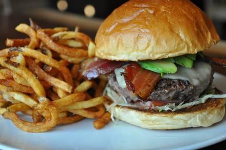 Founding Farmers USDA Prime Steaks;