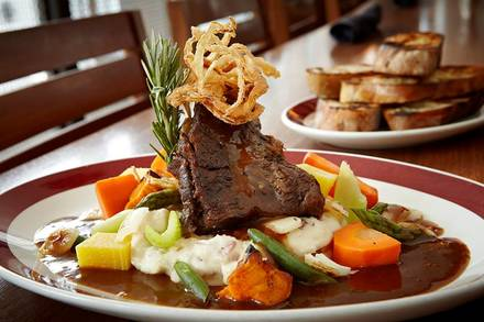 Founding Farmers Top 10 Steakhouse;