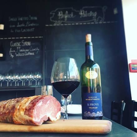The Butcher Shop Top 10 Steakhouse;