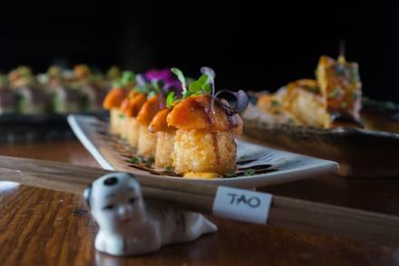 TAO Chicago best chicago rooftop restaurants;