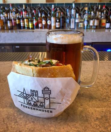Funkenhausen best german restaurants in chicago;