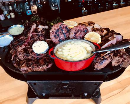Urban Butcher USDA Prime Steaks;
