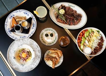 Taureaux Tavern best fried chicken in chicago;