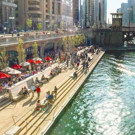 City Winery Riverwalk best greek in chicago;