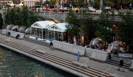 City Winery Riverwalk best german restaurants in chicago;