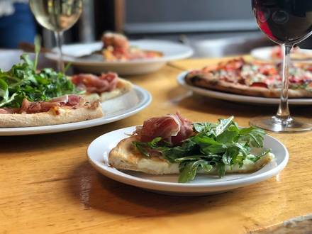 Frasca Pizza and Wine Bar best comfort food chicago;