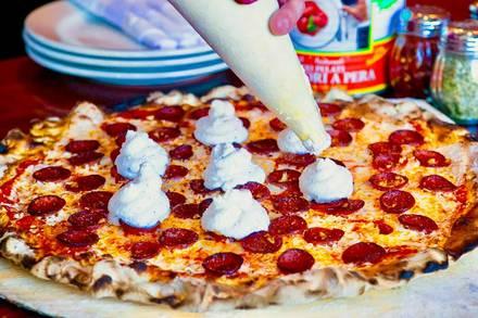 Coalfire Pizza best german restaurants in chicago;