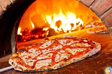 Coalfire Pizza best comfort food chicago;