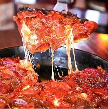 Pequod's Pizza (Chicago) best german restaurants in chicago;