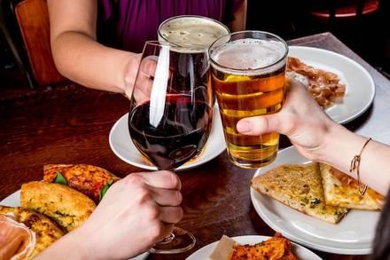 Stella Barra Chicago best comfort food chicago;